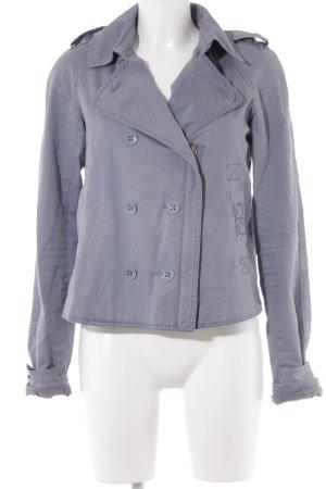Calvin Klein Jeans Pea Jacket slate-gray casual look