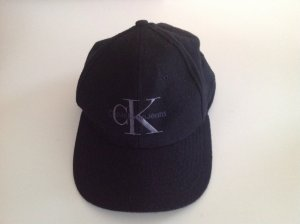 Calvin Klein Jeans Gorra de béisbol negro