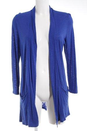 Calvin Klein Jeans Cardigan blau meliert Casual-Look