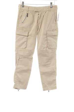 Calvin Klein Jeans Cargohose sandbraun Casual-Look