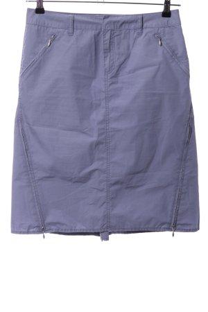 Calvin Klein Jeans Jupe cargo violet style décontracté