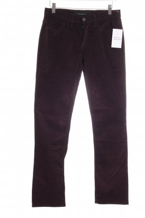 Calvin Klein Jeans Cordhose bordeauxrot Elegant