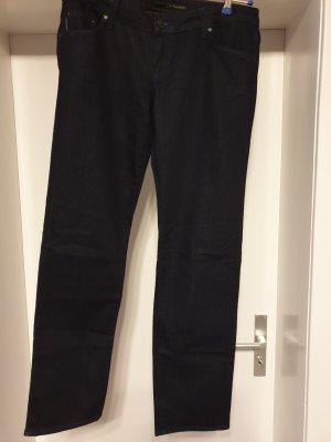 Calvin Klein Jeans Boot Cut spijkerbroek donkerblauw