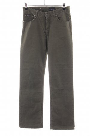 Calvin Klein Jeans Five-Pocket-Hose braun Casual-Look