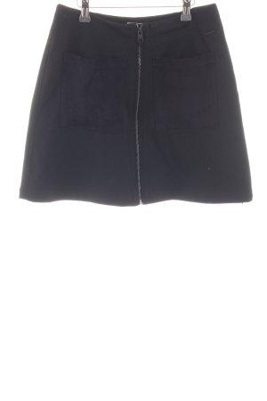 Calvin Klein Jeans Flared Skirt black casual look