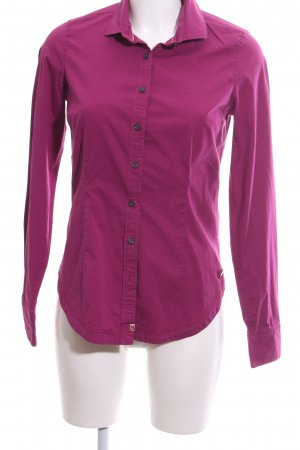 Calvin Klein Jeans Hemd-Bluse pink Casual-Look
