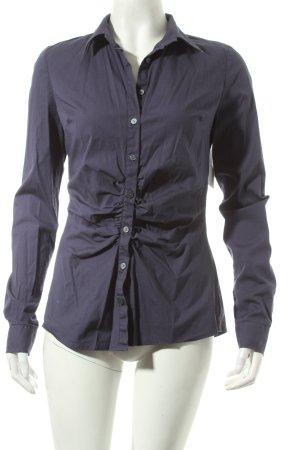 Calvin Klein Jeans Hemd-Bluse dunkelblau Business-Look