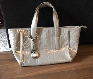 Calvin Klein Jeans Carry Bag silver-colored