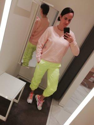 Calvin Klein Jeans Hose Trackpants Neon