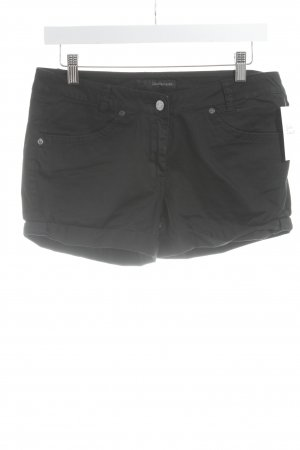 Calvin Klein Jeans Hot Pants schwarz Casual-Look