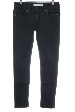 Calvin Klein Jeans Hüftjeans schwarz Casual-Look