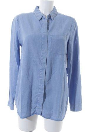Calvin Klein Jeans Jeanshemd hellblau Casual-Look
