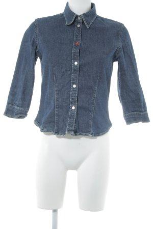 Calvin Klein Jeans Jeansjacke meliert Jeans-Optik