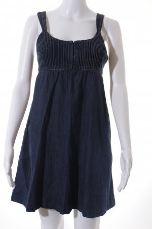 Calvin Klein Jeans Jeanskleid dunkelblau Casual-Look