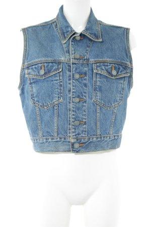 Calvin Klein Jeans Jeansweste blau Casual-Look