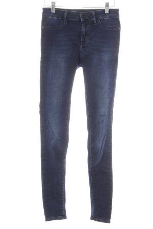Calvin Klein Jeans Jeggings dunkelblau Casual-Look