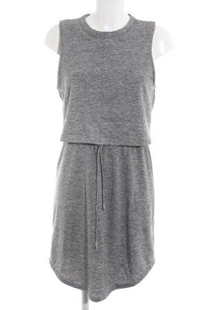 Calvin Klein Jeans Jerseykleid grau meliert Casual-Look