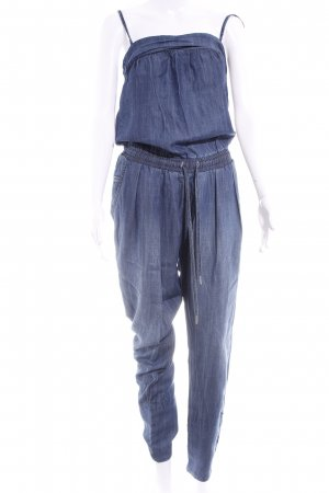 Calvin Klein Jeans Jumpsuit dunkelblau-blau Casual-Look
