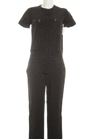 Calvin Klein Jeans Jumpsuit schwarz Street-Fashion-Look