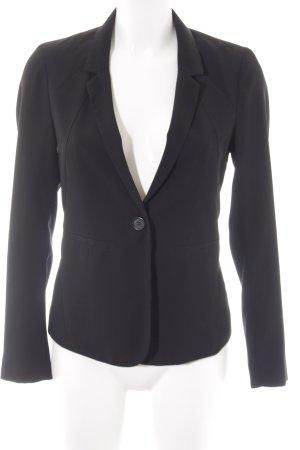 Calvin Klein Jeans Kurz-Blazer schwarz Casual-Look