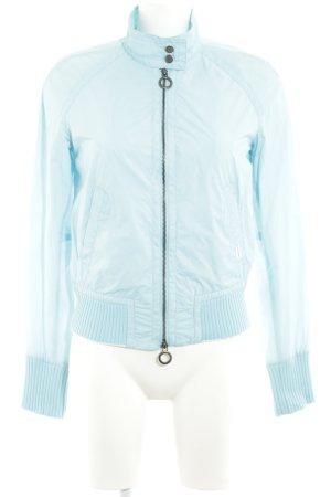 Calvin Klein Jeans Kurzjacke babyblau Casual-Look