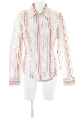Calvin Klein Jeans Langarmhemd Streifenmuster Business-Look