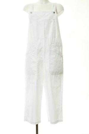 Calvin Klein Jeans Salopette bianco stile casual
