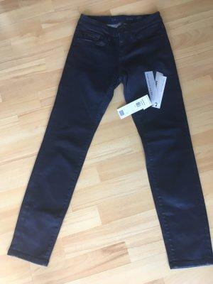 Calvin Klein Jeans Mid Rise Skinny Ankle Gr. 27 dunkelblau blau wie neu