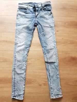 CALVIN KLEIN JEANS Mid-Rise Skinny-Jeans Gr.28