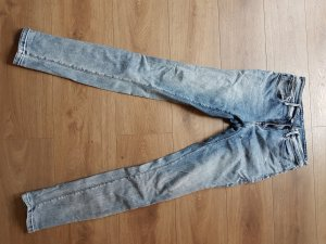 CALVIN KLEIN JEANS Mid-Rise Skinny-Jeans Gr.29