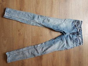 CALVIN KLEIN JEANS Mid-Rise Skinny-Jeans Gr.29