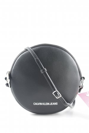 Calvin Klein Jeans Minitasche schwarz minimalistischer Stil