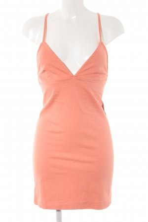 Calvin Klein Jeans Halter Dress salmon casual look