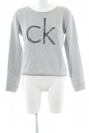 Calvin Klein Jeans Oversized Pullover mehrfarbig Boyfriend-Look