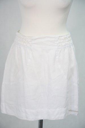 Calvin Klein Jeans Rock in Weiß
