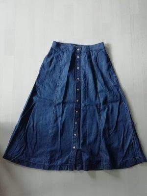 Calvin Klein Jeans Denim Skirt blue