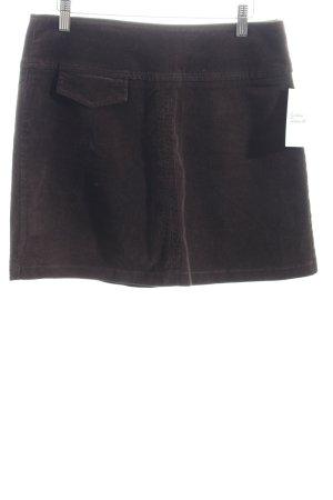 Calvin Klein Jeans Rock schwarzbraun Street-Fashion-Look