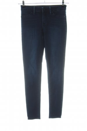 Calvin Klein Jeans Röhrenjeans blau Casual-Look