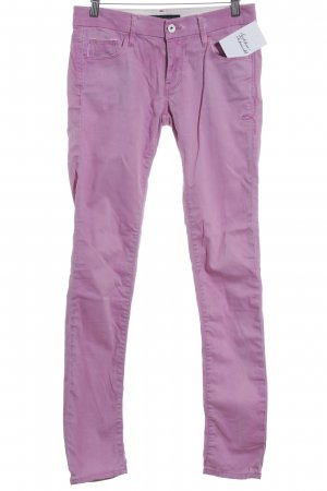 Calvin Klein Jeans Röhrenjeans pink Street-Fashion-Look
