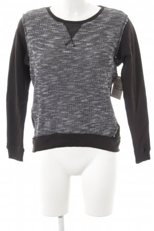 Calvin Klein Jeans Rundhalspullover mehrfarbig Casual-Look