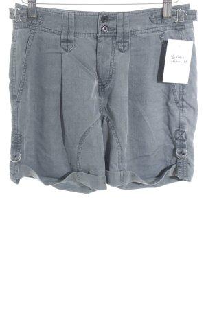 Calvin Klein Jeans Shorts grau Casual-Look
