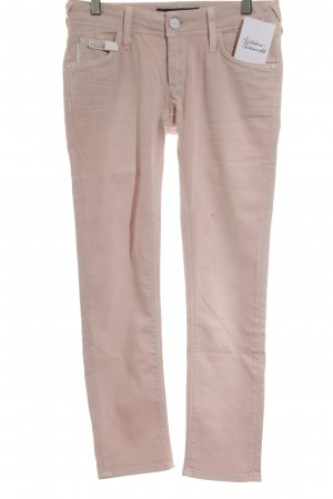 Calvin Klein Jeans Skinny jeans stoffig roze casual uitstraling