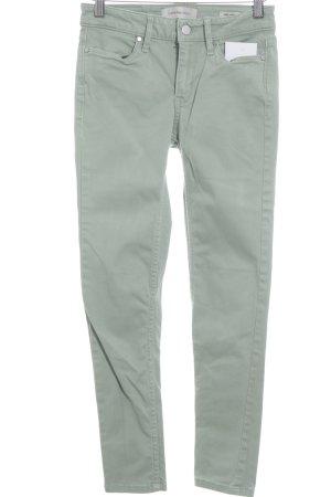 "Calvin Klein Jeans Skinny jeans ""Ankle Skinny"" grijs-groen"