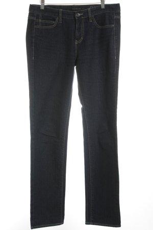 Calvin Klein Jeans Vaquero skinny azul oscuro look casual