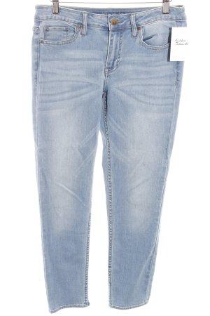 Calvin Klein Jeans Skinny Jeans kornblumenblau Street-Fashion-Look