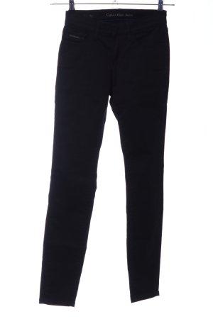 Calvin Klein Jeans Skinny Jeans schwarz Casual-Look