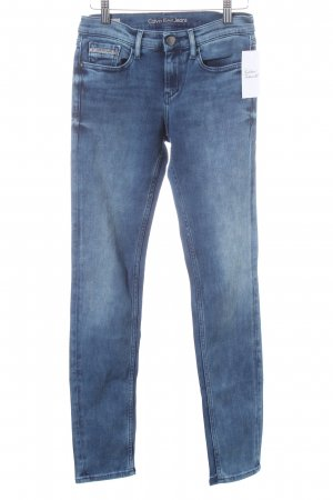 "Calvin Klein Jeans Skinny Jeans ""SKINNY"" blau"