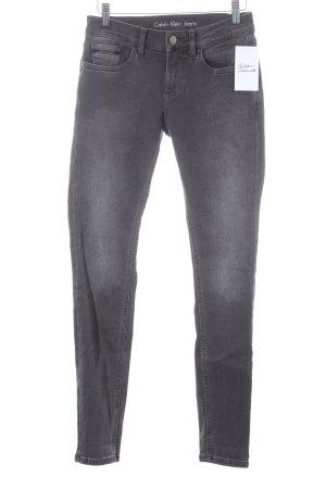 "Calvin Klein Jeans Skinny Jeans ""SKINNY"" grau"
