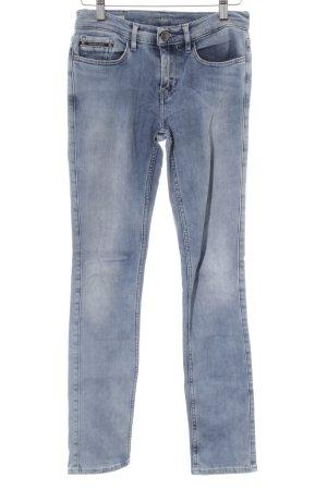 Calvin Klein Jeans Skinny Jeans stahlblau Casual-Look