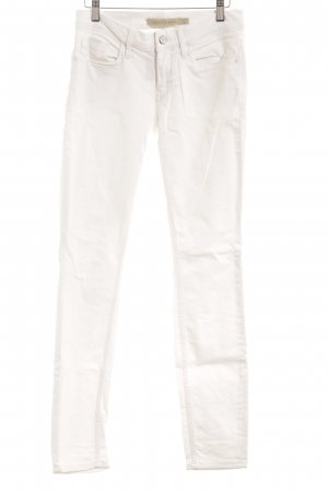 Calvin Klein Jeans Skinny Jeans wollweiß Casual-Look